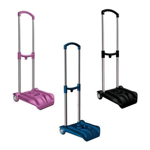 nuovo prodotto 4aa87 9be7c Seven Carrello Porta Zaino Easy Trolley In Metallo E Plastica Colori  Assortiti - Carrellino Portazaino 394031001