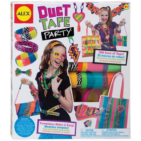 ALEX TOYS Alex Fai Da Te - Duct Tape Party