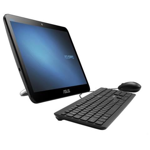 Image of All-In-One A41GAT-BD039R Monitor 15.6'' HD Touch Screen Intel Celeron N4000 Dual Core 1.1 GHz Ram 4 GB SSD 256 GB 4xUSB 3.1 Windows 10 Pro