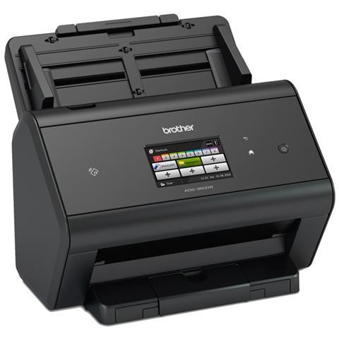 Image of ADS-3600W Scanner Desktop Compatto A4 a Colori 1200x1200 Dpi Wi-Fi Usb 3.0