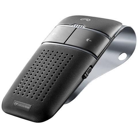 CELLULAR LINE Kit Vivavoce da Auto Universale Bluetooth con funzione dualphone - Nero
