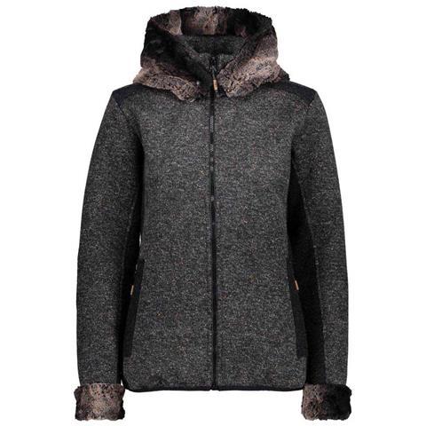 Giacche Cmp Woman Jacket Fix Hood Abbigliamento Donna D42