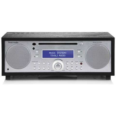 TIVOLI AUDIO Music System BT Digitale Nero, Argento radio CD