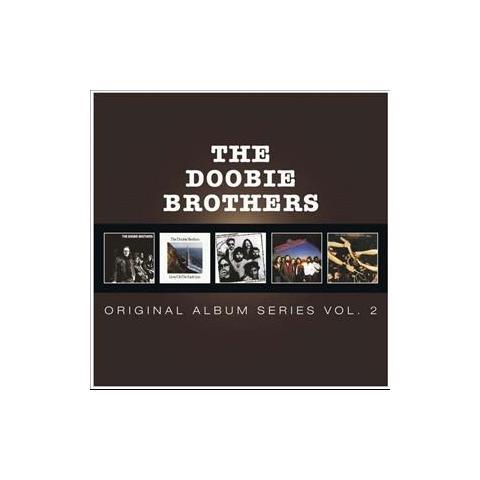 WARNER BROS Cd Doobie Brothers - Orig. Album S. #02