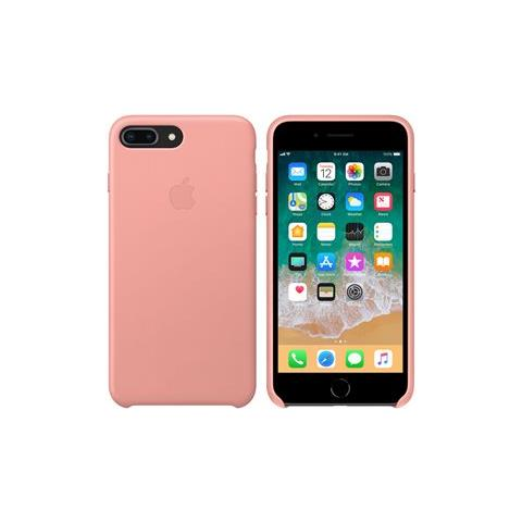 APPLE Cover in Pelle colore Rosa Tenue per iPhone 7 Plus