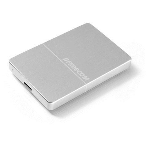 Image of Hard Disk Portatile 1TB Interfaccia USB 3.0 Colore alluminio