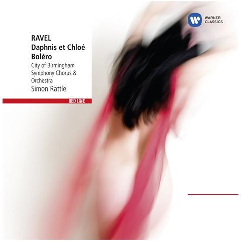 WARNER BROS Rattle, Sir Simon - Ravel: Daphnis Et Chlo