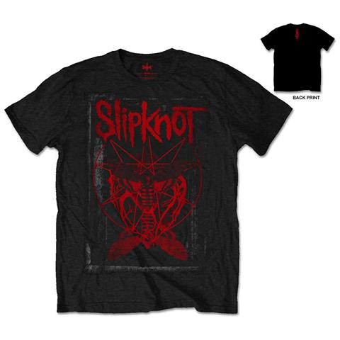 ROCK OFF Slipknot - Dead Effect (T-Shirt Unisex Tg. XL)