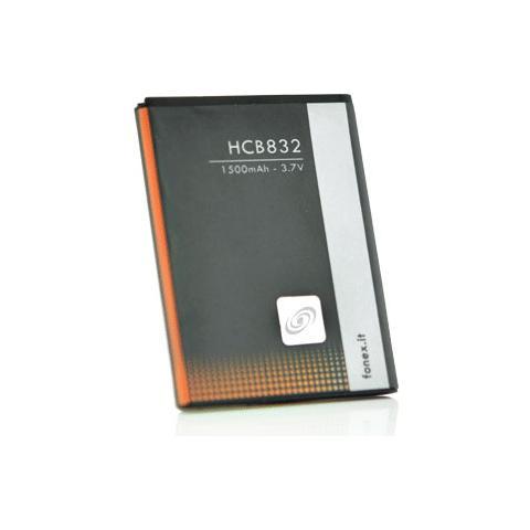 FONEX Batteria Li-Ion High Capacity 1500 mAh per Samsung S5690 Galaxy Xcover