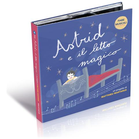 WARNER MUSIC Matthieu Mantanus - Fiabe Musicali