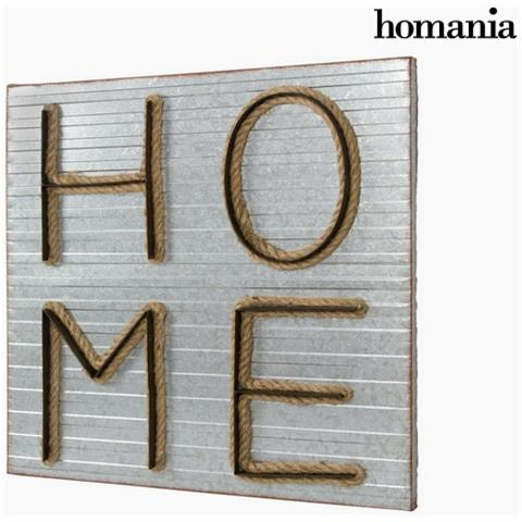 Homania Cornice In Metallo Home By
