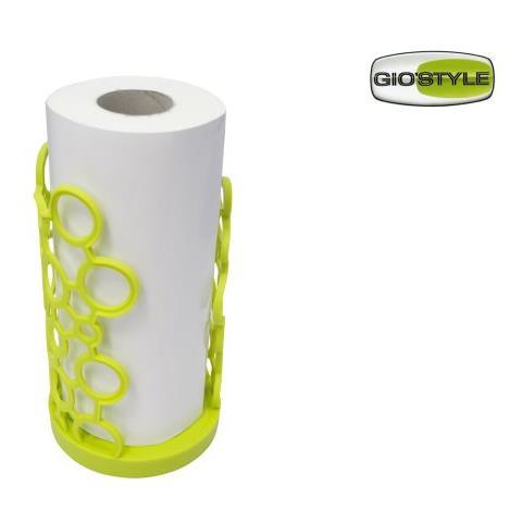 GIOSTYLE Style forme portarotolo verde