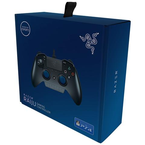Image of Gaming Controller Raiju per PS4