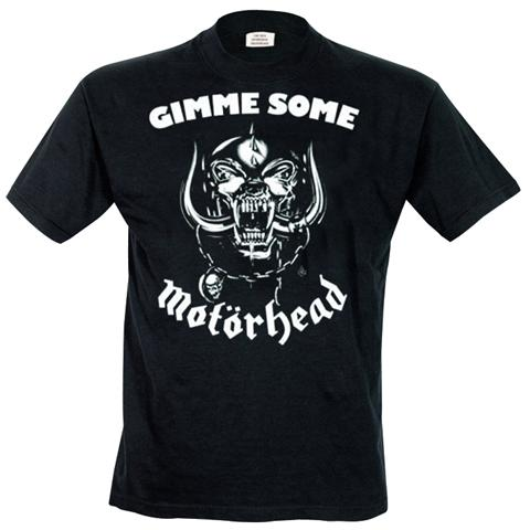 Rock Off Retail Limited Motorhead - Gimme Some (T-Shirt Unisex Tg. M)