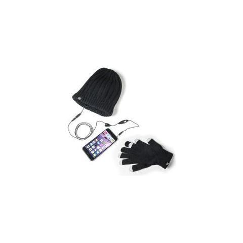 CELLY Stereo Cap Gloves Black