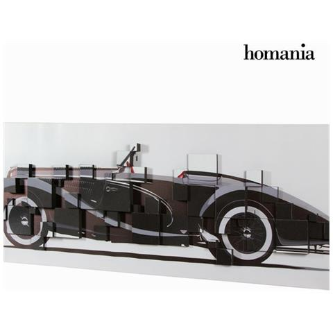 Homania Dipinto 3d Macchina Decappottabile N By