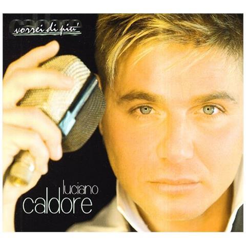 ZEUS RECORD Luciano Caldore - Vorrei Di Piu'
