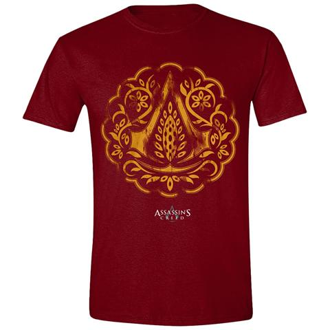 IMPORT Assassin's Creed Movie - Floral Icon (T-Shirt Unisex Tg. S)