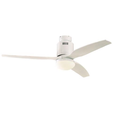 Aerodynamix Eco 132, Ventilatore, - Bianco Bianco