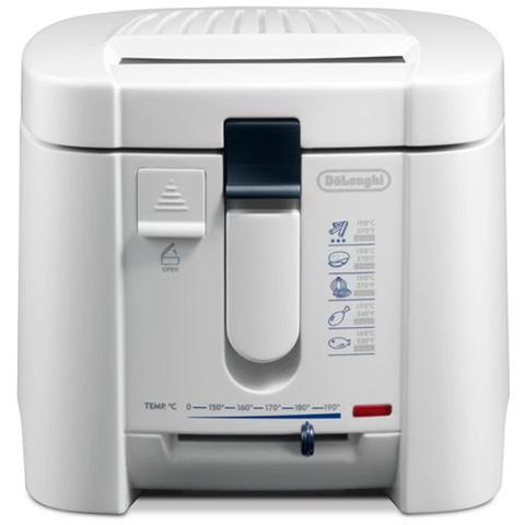 F13205 Friggitrice Capacità Olio 1.2 Litri Potenza 1200 Watt Colore Bianco