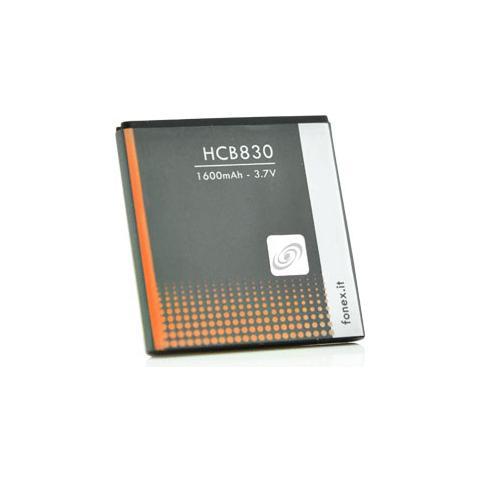 FONEX Batteria Li-Ion High Capacity 1600 mAh per Samsung i9070 Galaxy S Advance