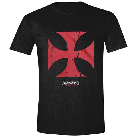 IMPORT Assassin's Creed Movie - Red Cross (T-Shirt Unisex Tg. M)