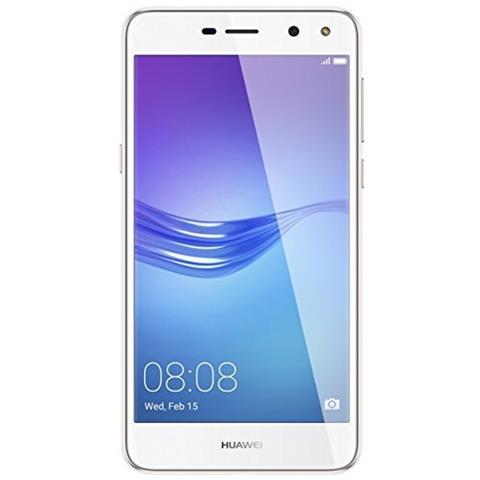 "HUAWEI Nova Young Rosa 16 GB 4G / LTE Display 5"" HD Slot Micro SD Fotocamera 13 Mpx Android Italia"