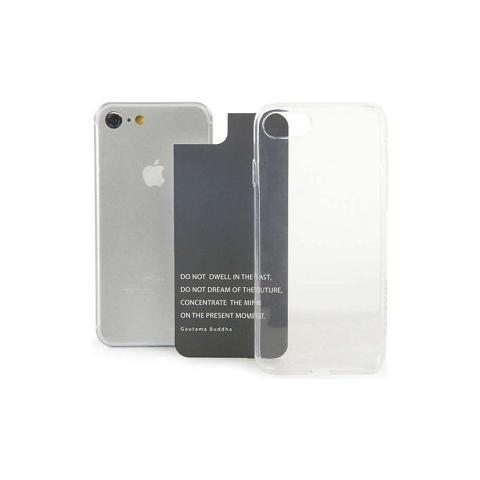 "TUCANO Cambio Cover Iphone 7 4.7"" Trasparente"