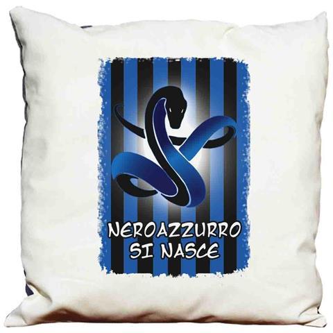 Cuscino Decorativo Neroazzurri 1