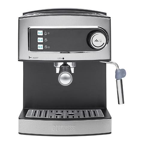Macchina del Caffe' Espresso Potenza 850 Watt 2 Tazze