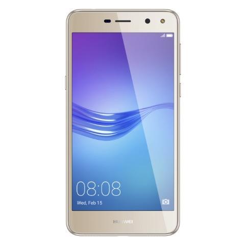 "HUAWEI Nova Young Oro 16 GB 4G / LTE Display 5"" HD Slot Micro SD Fotocamera 13 Mpx Android Italia"