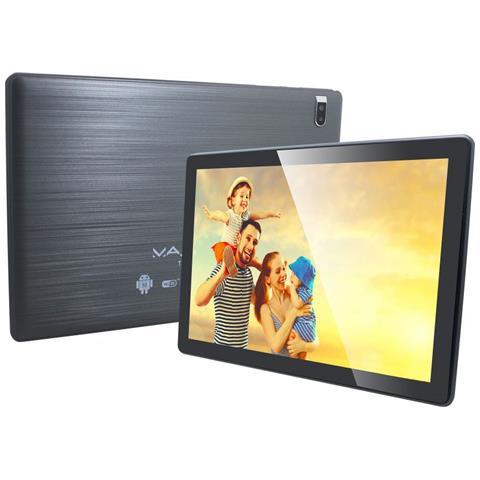 TABLET MAJESTIC 10,1'' 4G IPS BLACK OCA55 3GB / 32GB / 5-8MP / USB-C / AND10