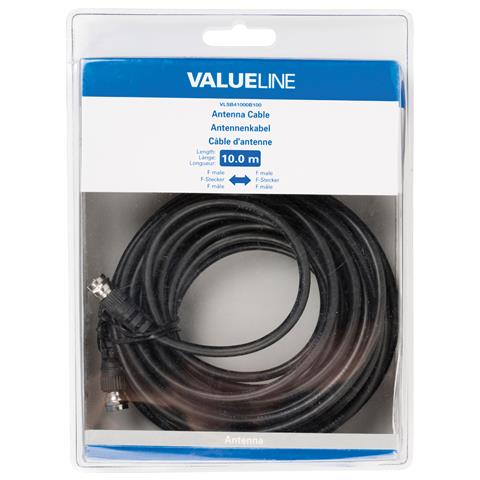 VALUELINE VLSB41000B100, 6,3 cm, 22,5 cm, 16,5 cm, F, F