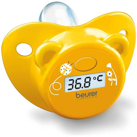 BEURER Termometro BY20 a Succhiotto Colore Giallo