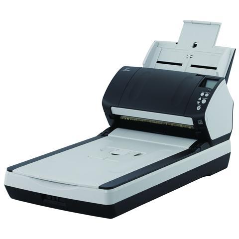 fi-7280 Scanner A4 a Colori 300 Dpi 80 Ppm Usb 3.0