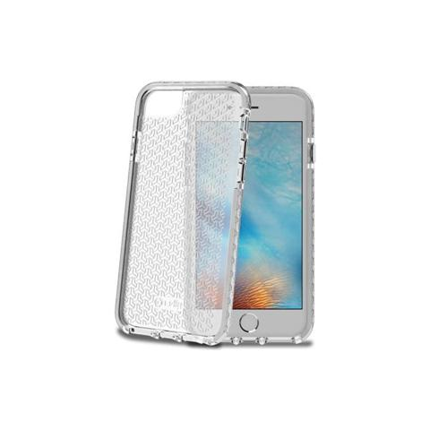 CELLY Cover in TPU per iPhone 7 colore Bianco