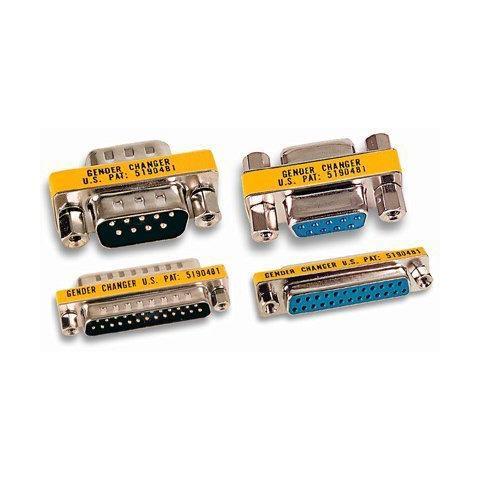 MANHATTAN IADAP 736-09 - Mini Gender Changer Standard DB 9 poli M / F