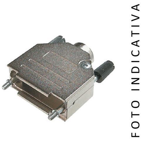 C-Industries Custodia In Metallo Con Viti Lunghe Filetto Unc 4/40 25 Poli