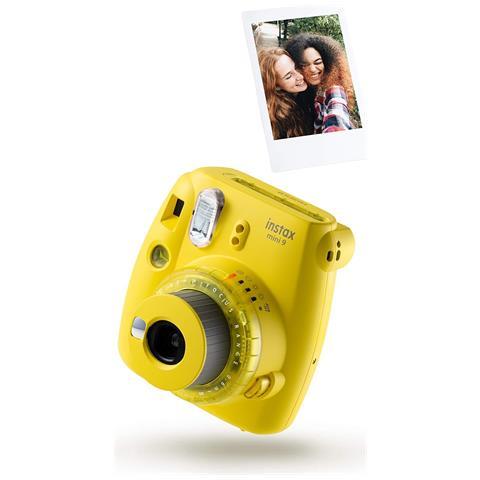 Mini 9 Sereno Fotocamera Con 10 Colpi Giallo