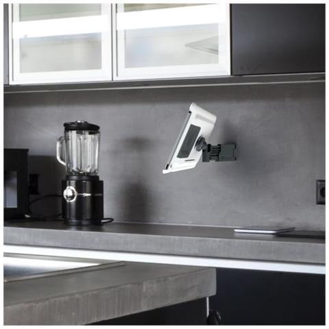 EXELIUM XFLAT-UP400 Interno Passive holder Nero, Bianco supporto per personal communication