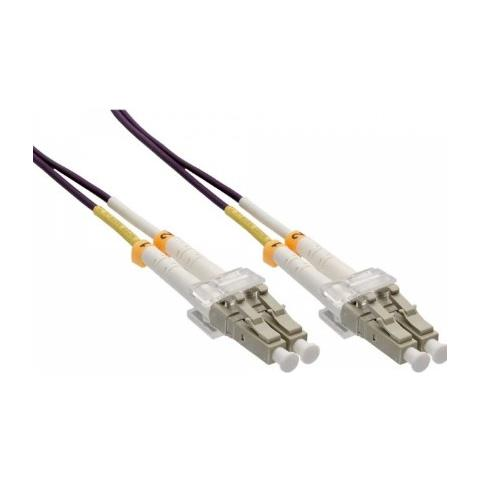 88540P 40m 2x LC 2x LC Porpora cavo a fibre ottiche