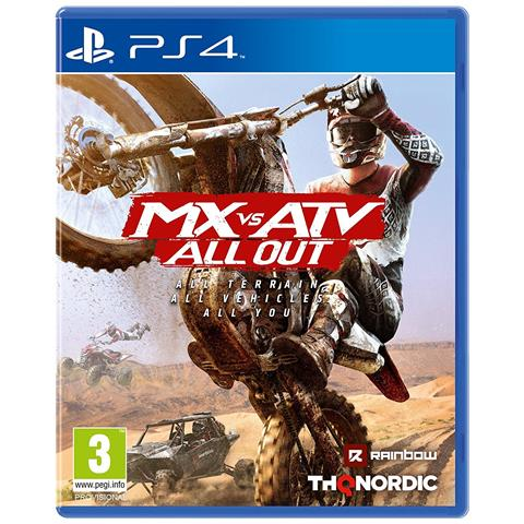 THQ PS4 - MX Vs ATV All Out
