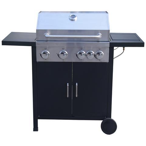 Barbecue C / fornello Mod. pm2-h304-s (kc34b+sb)
