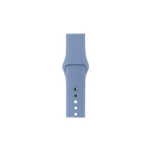 APPLE Cinturino Sport azzurro (42 mm) - S / M e M / L