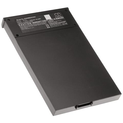 Batteria Sostituisce Ziosk Zp100 Per Lettore Di Carte, Nfc Smart Card Reader, Terminale Po...