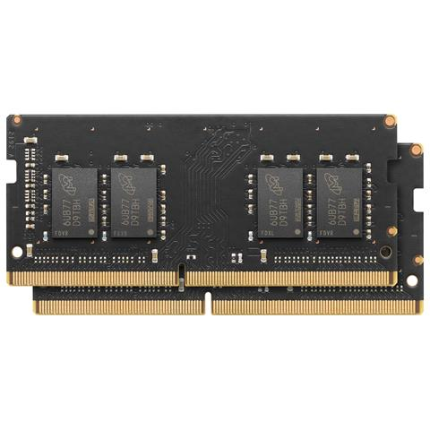 Memoria SoDimm MP7M2G / A 16 GB (2x8 GB) DDR4 2400 MHz