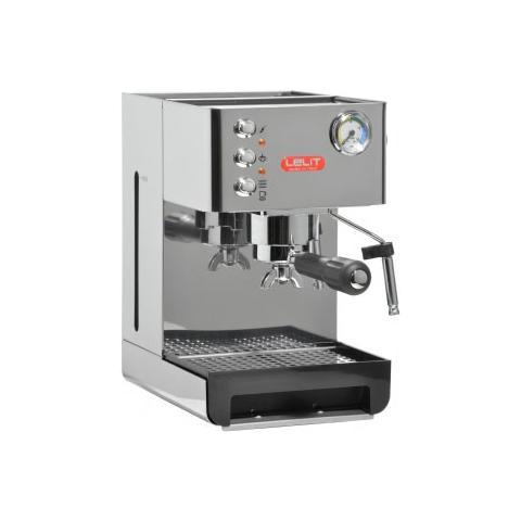 PL41EM Macchina da Caffè Espresso Potenza 1050 W Colore Inox