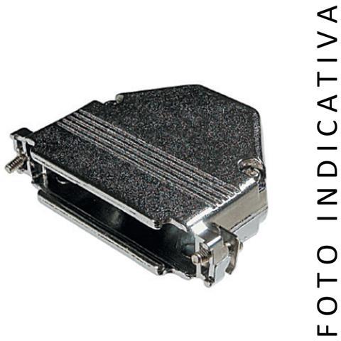 C-Industries Custodia In Metallo Con Viti Corte Filetto Unc 4/40 15 Poli
