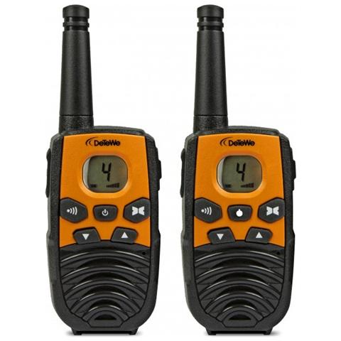 DETEWE Outdoor 4000 PMR-Radio