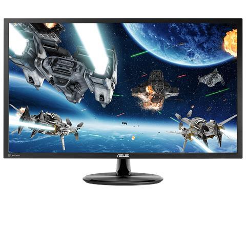 Image of Monitor 28'' LED Gaming VP28UQG 3840x2160 4K Ultra HD, 1 ms, 300 cd / m², HDMI, FreeSync, 60 Hz FreeSync, Low Blue Light, Flicker Free, TUV Certificato, Nero